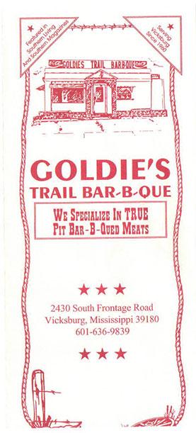 Goldies BBQ