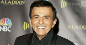 LAS VEGAS - OCTOBER 27:  Celebrity Casey Kasem attends The 2003 Radio Music Awards at the Aladdin Casino Resort October 27, 2003 in Las Vegas, Neveda. (Photo by Carlo Allegri/Getty Images)